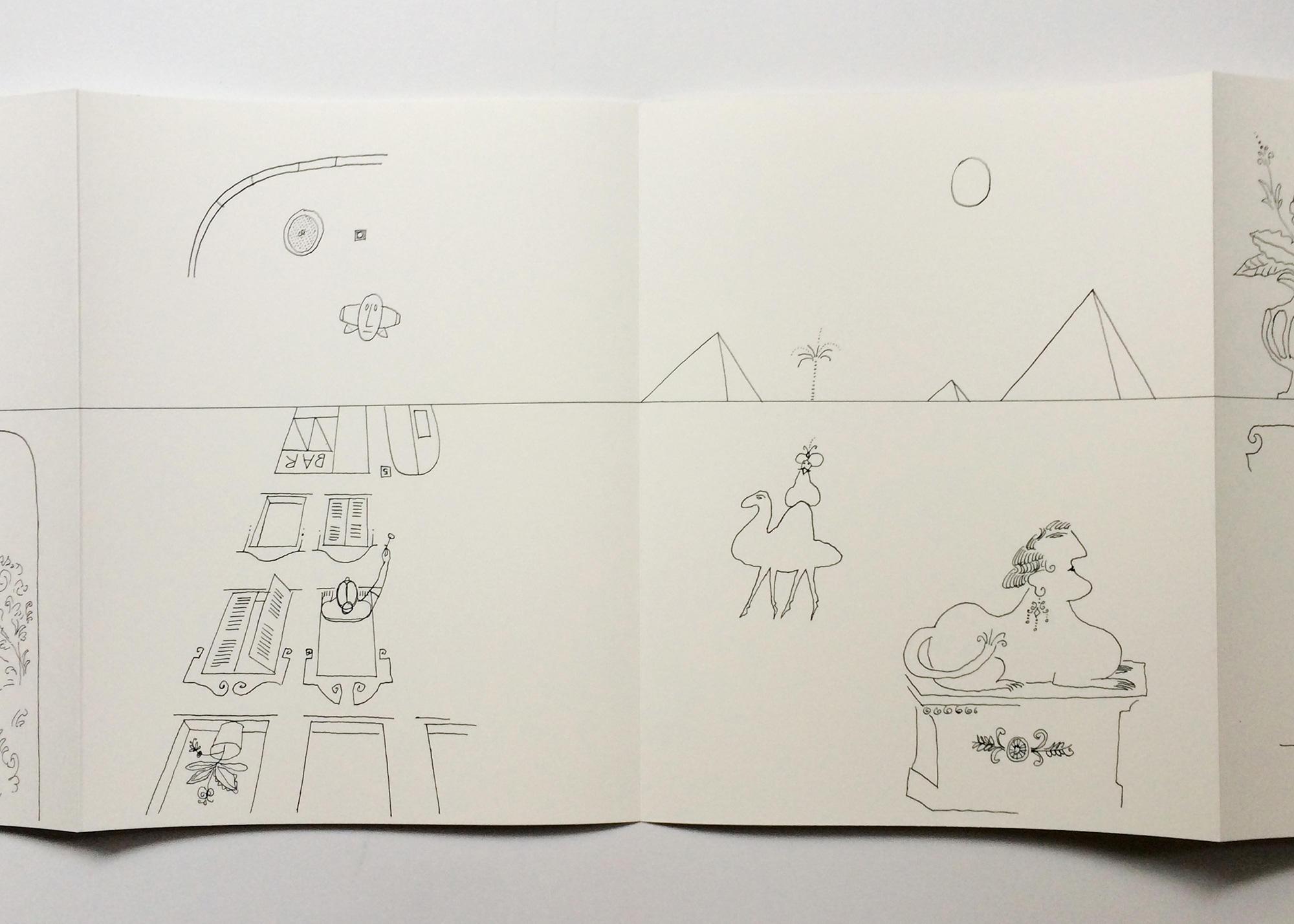 Nieves Books · Saul Steinberg